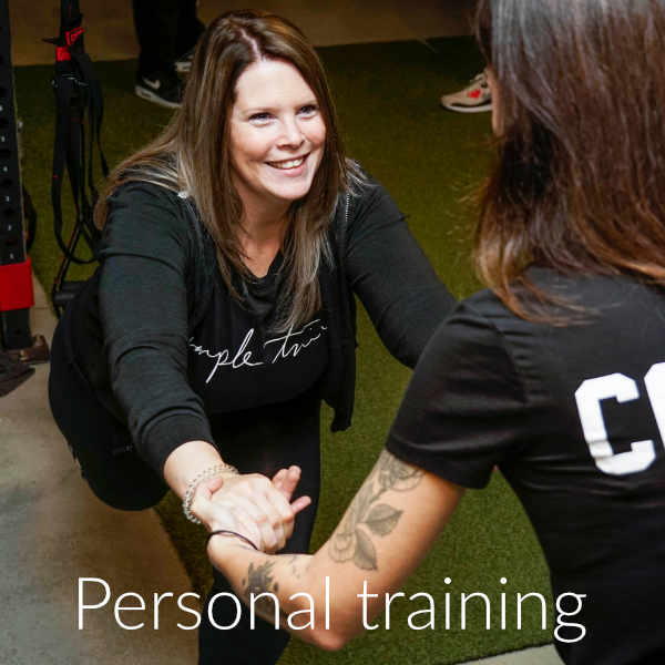 Fithealth personal training