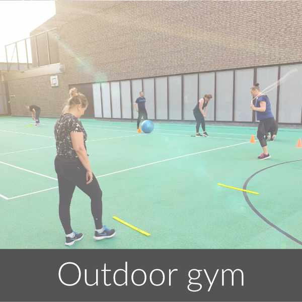 Fithealth outdoor gym MO